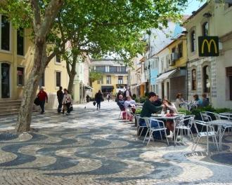 cascais city center portugal