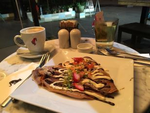 the crepe escape istanbul cadde