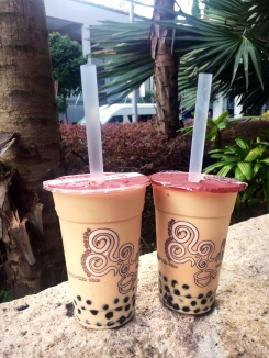 bubble tea, pearl tea, gong cha, hong kong