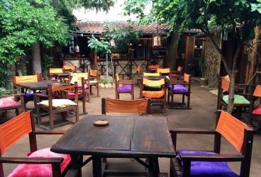 hideaway bar kaş