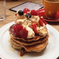 Londra'da kahvaltı için 5 öneri