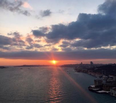 istabbul-gunbatimi-sunset