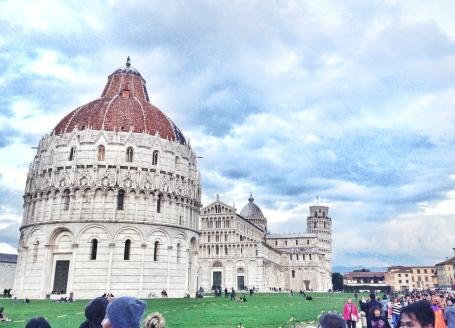Pisa, Tuscany, Pisa Kulesi, Toskana, Italya.JPG