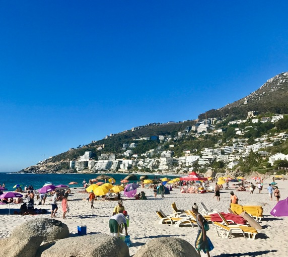 Clifton Beach (Cape Town, Güney Afrika, South Africa)