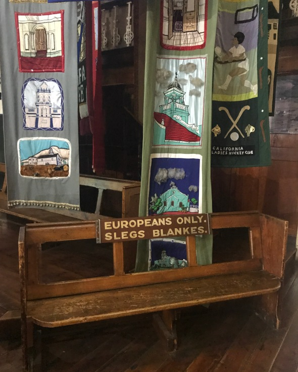 District 6 Museum (Cape Town, Güney Afrika, South Africa)