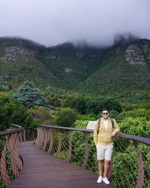 Kirstenbosch Botanical Gardens (Cape Town, Güney Afrika, South Africa)