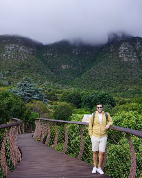 Kirstenbosch Botanical Gardens (Cape Town, Güney Afrika, South Africa)