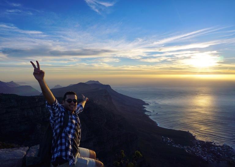 Table Mountain - Masa Dağı (Cape Town, Güney Afrika, South Africa)
