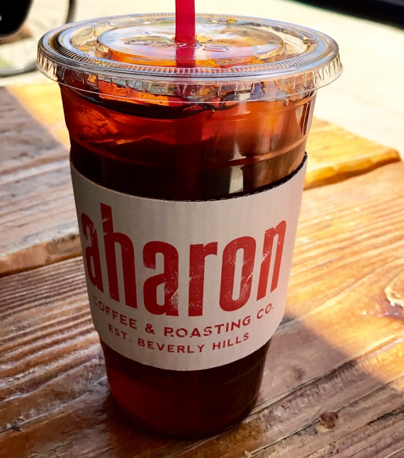 Aharon Coffee in Beverly Hills, Los Angeles
