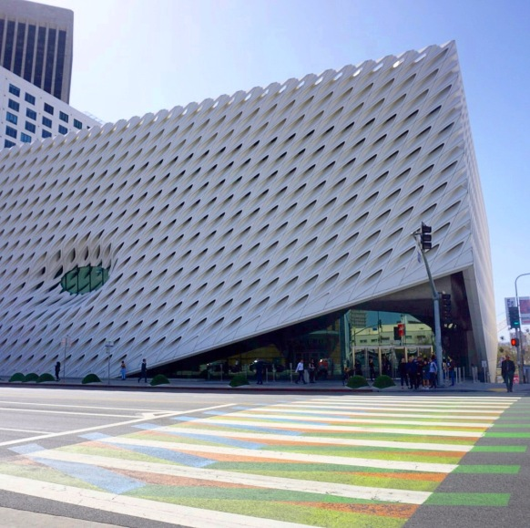 the broad-los angeles