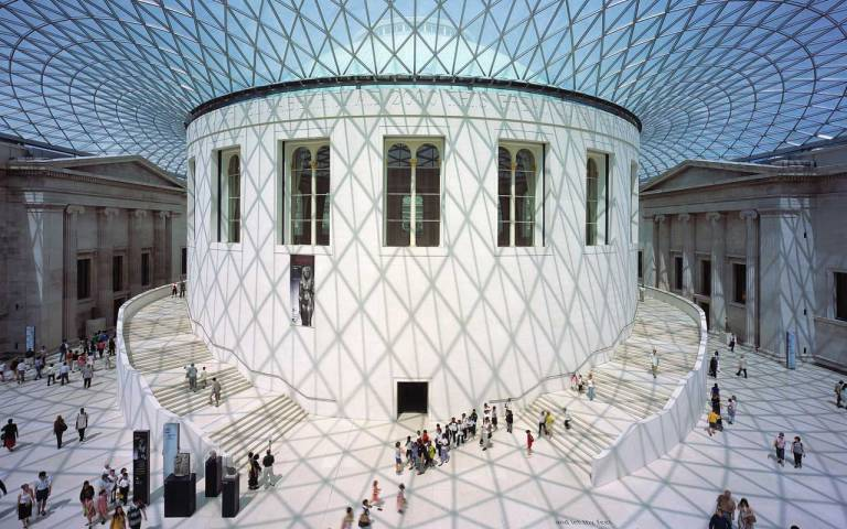 The-British-Museum-Londra