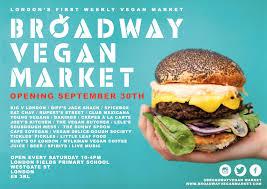 broadway vegan market