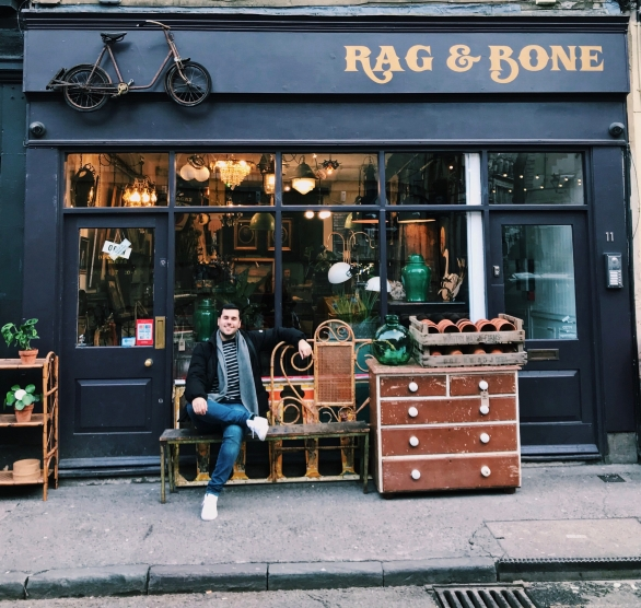 rag and bone bristol İngiltere