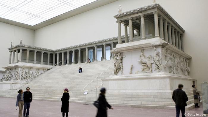 Bergama Muzesi Berlin Pergamonmuseum