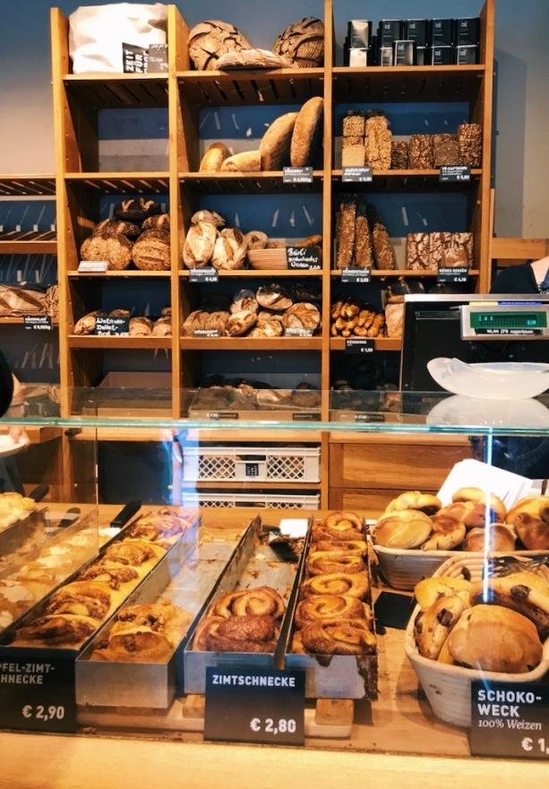 Zeit für Brot Berlin Mitte
